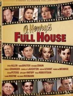 O. Henrys Full House Fred Allen, Anne Baxter, Jeanne