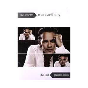 Marc Anthony  Mis Favoritas (Concert from Madison Square