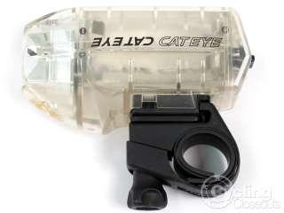 CATEYE HALOGEN ROAD BIKE CYCLING HEAD LIGHT HL 500 725012006573
