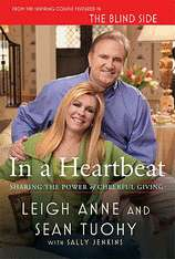 In a Heartbeat by Leigh Anne Tuohy; Sean Tuohy; Sally Jenkins