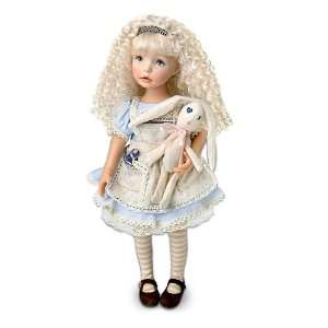 com Dianna Effner Alice The Alice In Wonderland Inspired Child Doll