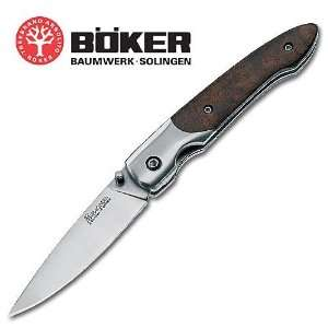 Boker Folding Knife Magnum Junior: Sports & Outdoors