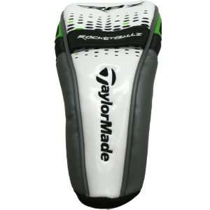 Headcover (RocketBallz Rescue Golf Club Cover) NEW Sports & Outdoors