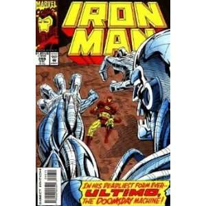 Iron Man, Vol. 1, No. 299, Dec 1993 John Byrne Books