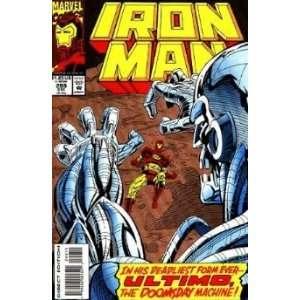 Iron Man, Vol. 1, No. 299, Dec 1993 John Byrne Books