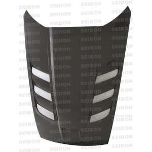 03 09 Dodge Viper SEIBON Carbon Fiber Hood   ACR Style