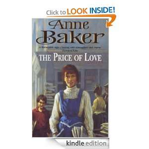 The Price of Love: Anne Baker:  Kindle Store