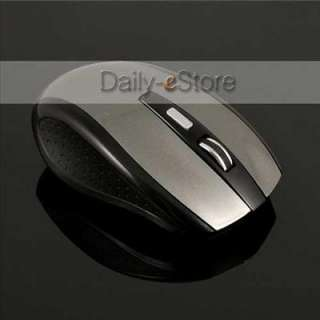 Quality 2.4GHz Wireless Optical Mice Mouse+USB Receiver for PC Laptop