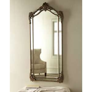 Ornate Baroque FULL LENGTH Arch Top Wall Mirror Luxury