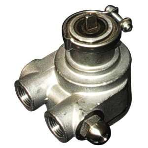 Stainless Steel Rotary Vane Pump With ByPass 3.2 GPM