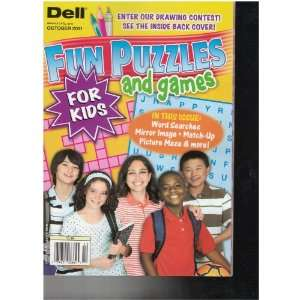 Dell Fun Puzzles and Games for Kids (October 2011