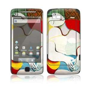 The Dream Decorative Skin Cover Decal Sticker for HTC Google 2 G2 Cell