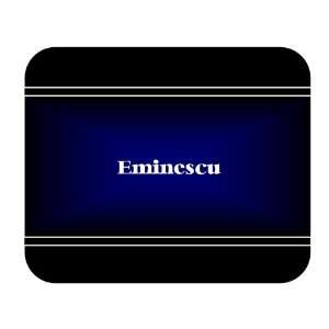 Personalized Name Gift   Eminescu Mouse Pad: Everything Else