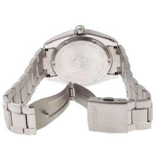 Citizen BM7080 54A Mens Eco Drive Titanium Watch (New)