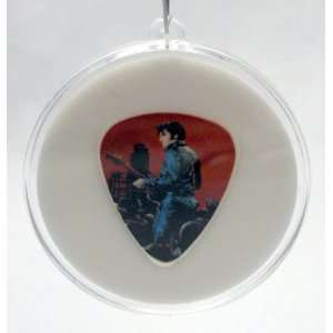: Elvis Presley 68 Special Guitar Pick #1 With MADE IN USA Christmas