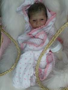 Reborn Vinyl Doll Kit Baby ELIZA Denise Pratt Supply