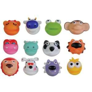 Raymond Geddes Magnetic Zookers pen Holders, 12 per Tub