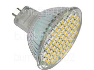 MR16 60 3528 SMD LED Warm White Landscape Spotlight Spot Light Bulb
