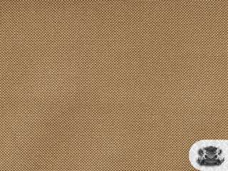 Waterproof TAN Indoor/Outdoor Polyvinyl Fabric BTY