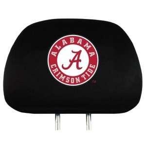 Alabama Crimson Tide Headrest Cover