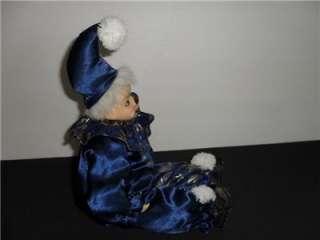 Ganz 15 Porcelain Boy Clown Figurine Doll Whimsical