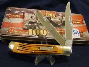 Schrade pocket knife Old Timer Trapper pocket BSA knife
