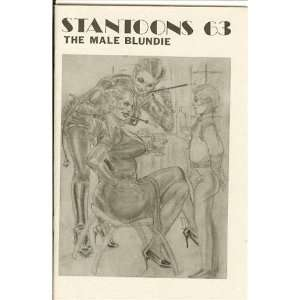63, The Male Blundie (Stantoons, 63): Eric Stanton, C.C.: Books