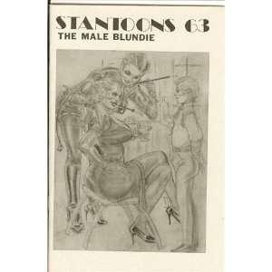 63, The Male Blundie (Stantoons, 63) Eric Stanton, C.C. Books