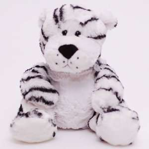 New Hand Puppet Little Girls Stuffed Animal White Tiger