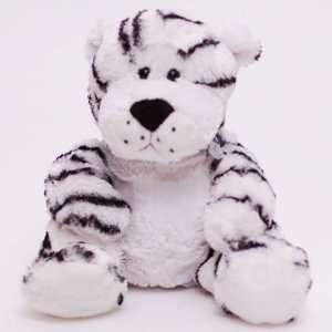 New Hand Puppet Little Girls Stuffed Animal White Tiger