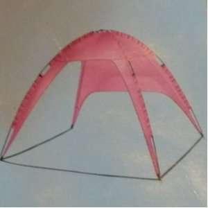 Beach Fling Girls Porable Pink Sun Sheler in Convenien