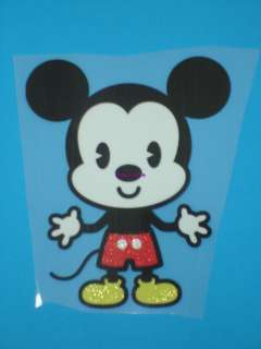 Disney BABY MICKEY MOUSE Iron On Patch Heat Transfer