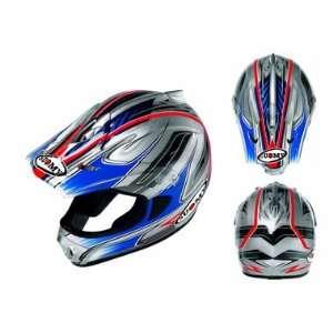 Suomy Extreme Motorcycle Helmet Blue