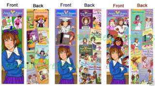 LOT JUNIE B. JONES BOOKMARKS Barbara Park Books Kids