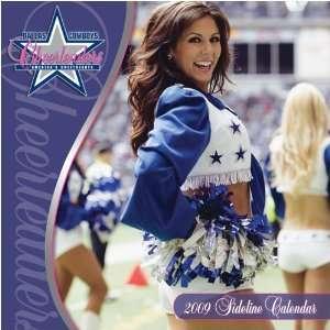 Dallas Cowboys NFL Mini Wall Calendar: Sports & Outdoors