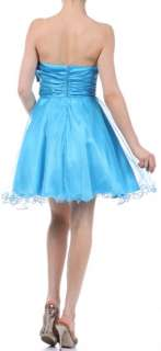 Fabulous Short Formal Prom Dress Sweet 16 Graduation Special Occasion