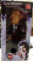 singing doll action figure   plays Thats Amore   Gemmy 2004