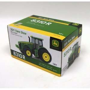 1/64th 2011 Farm Show Edition John Deere 8310R Toys
