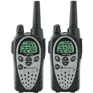 Midland XT28 28 Mile GMRS Radio Pair Pack