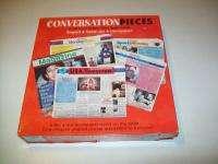 CONVERSATION PIECES Jigsaw Puzzle NEWSPAPER SHAPED