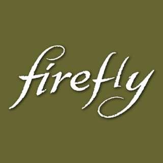 Firefly Logo Serenity DVD Vinyl Decal Sticker VLFFLY