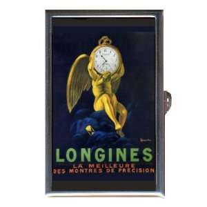 CAPPIELLO ANGEL POCKET WATCH Coin, Mint or Pill Box Made