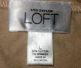 Ann Taylor Loft Womens Womens Top Shirt Blouse Size Sz M Med Medium