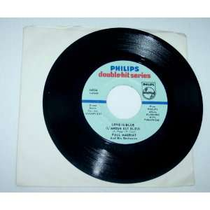 inch VINYL single. 45 rpm ] Paul Mauriat and His Orchestra Music