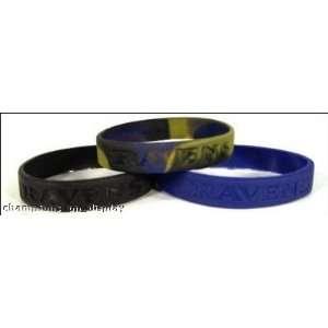 Official National Football League NFL Wristband Bracelets