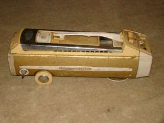 Electrolux Super J 1401 Vintage canister Vacuum Cleaner ~ working with