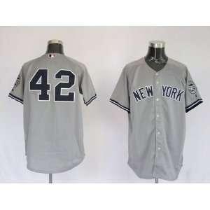 Mariano Rivera #42 New York Yankees Replica Away Jersey