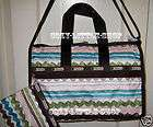 NWT LeSportsac *ZIGGY* MEDIUM WEEKENDER Travel/Duffle BAG 7184