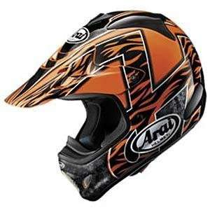 Arai VX Pro III Milsap Replica Helmet   Medium/Orange