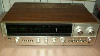 Vintage Sansui 881 Stereo Receiver ~ Works Great Looks Great